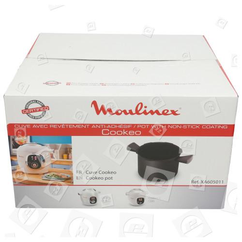 Cuve Antiadhésive 6L Cookeo Moulinex