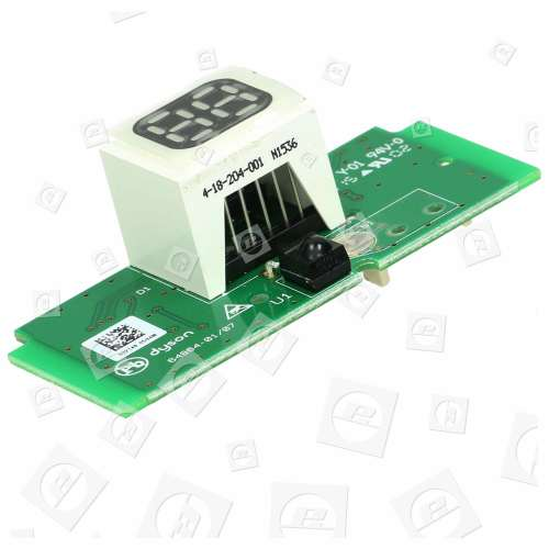Assemblaggio LCD & PCB Dyson