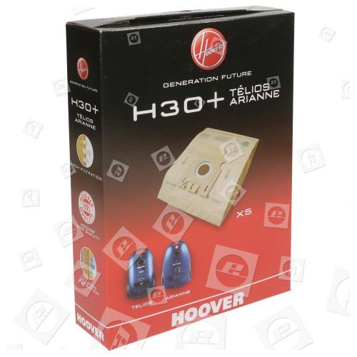 Hoover Staubsaugerbeutel H30+ (5er Pack)