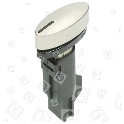 Bosch Neff Siemens Backofen-Drehschalter - Silber
