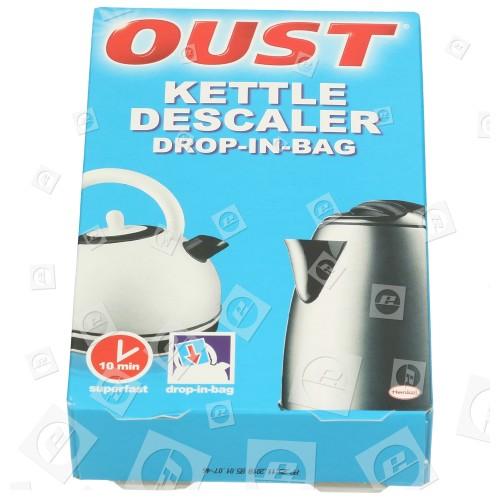 """Oust """"Drop-in-Bag"""" Wasserkocherentkalker"""