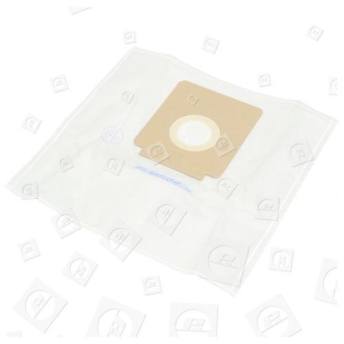 Electrolux Group Synthetische Staubsaugerbeutel (5er Pack) & 1 Motorfilter