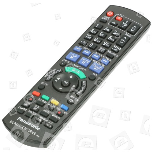 Mando A Distancia DVD N2QAYB000462 Panasonic