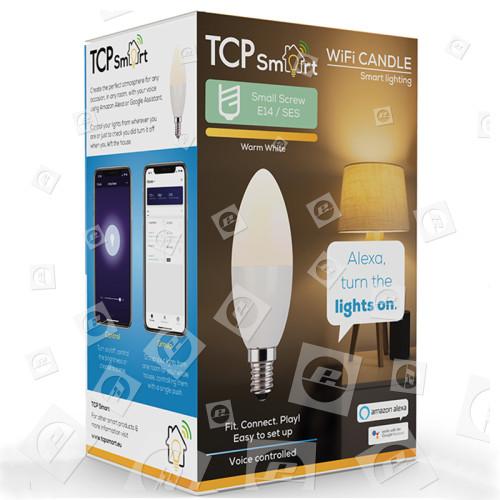 Bombilla De Vela LED TCP Smart WiFi - 5.5W SES / E14 TCP