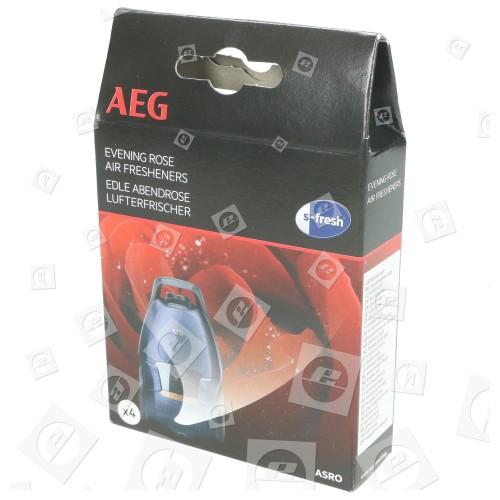 AEG S-fresh® Lufterfrischer - Evening Rose (4er Packung)