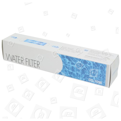 Bosch Neff Siemens DD7098 Externer Wasserfilter
