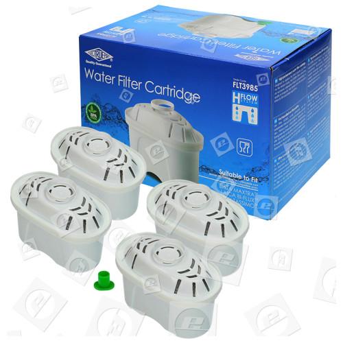 Wasserfilterpatrone - Kompatibel Mit BRITA Maxtra (4er-Packung)