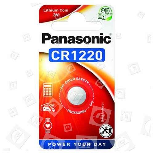 Pile Bouton CR1220 Panasonic