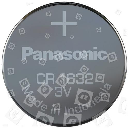 Pile Bouton Lithium CR1632 Panasonic