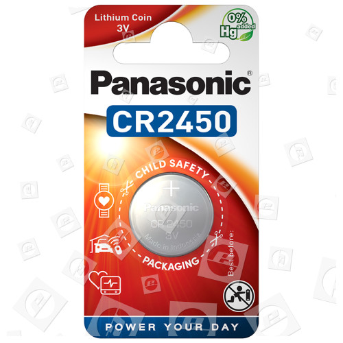 Pile Bouton CR2450 Panasonic