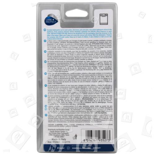 Deodorante Per Lavastoviglie (2 Pezzi ) Care+Protect