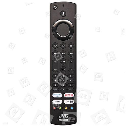 Mando A Distancia Fire TV Edition Con Alexa JVC