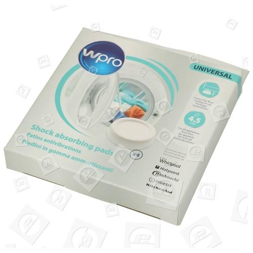Almohadillas Antivibración Universales Wpro