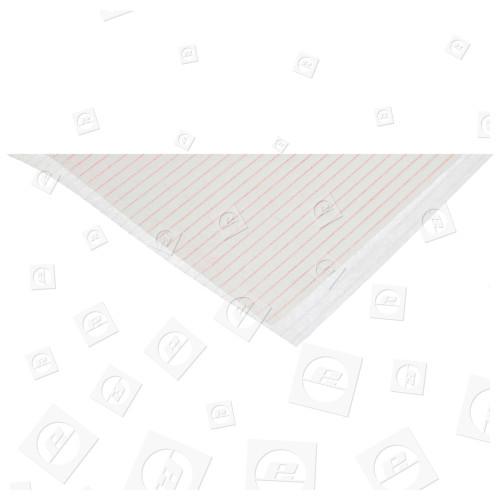Universal Dunstabzugshauben-Fettfilter Mit Sättigungsanzeige