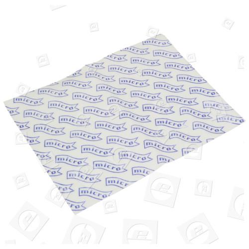 Micro Filtro Per Aspirapolvere Universale (da Tagliare Su Misura)