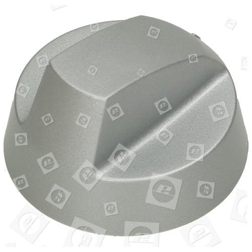 Universal Multifit Herd-Bedienknopf - Silber