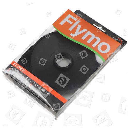 Kit Disque De Coupe Pour Tondeuse À Gazon FLY052 Flymo