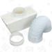 Recambio aprobado por eRepuestos Kit De Ventilación De Caja De Condensación (2M)