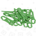 Componente approvata da eParti Lame Di Plastica QT028