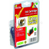 Inkrite Compatible Canon BCI-6G Green Ink Cartridge