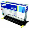 Samsung Genuine CLTY4092S Yellow Toner Cartridge