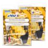 Avix Scart Plug To 2 X Phono Plugs