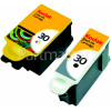 Kodak Genuine Combo Pack 30B Black & 30C Colour Ink Cartridge