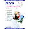 Epson A3+ Premium Semigloss Photo Paper