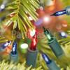 Alderbrook 40 Multi-Coloured Shadeless Fairy Light Set - UK Plug