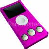 iFrogz iPod Nano 6G AudioWrapz Nano Speaker Case - Hot Pink