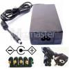 Classic Power Universal 60W European Power Adapter (2 Pin Euro Plug)