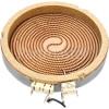 Whirlpool Ceramic Hotplate Element Single