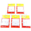 Wellco 1 Gang 1 Way Lightswitch (Box Of 5)