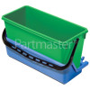 Numatic AK8 - Extra Front Tray Blue, With 15-litre Bucket, Green