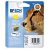 Epson 7400 Genuine T0714 Yellow Ink Cartridge
