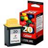 Lexmark Genuine 20 Colour Ink Cartridge