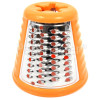 Moulinex Orange Fine Shredding Cone Attachment - Fresh Express