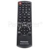Panasonic N2QAYB000640 Hi-Fi System Remote Control