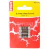 Wellco BS1362 Plug Top Fuses (X4) 5A Single Part (Sp)