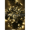 Noma 720 Warm White LED Cluster Garland