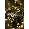 Noma 360 LED Warm White LED Cluster Garland