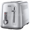 Breville Perfect Fit Warburtons 2 Slice Toaster