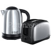 Russell Hobbs Lincoln Twin Pack Kettle & Toaster