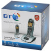 BT Bt4000 Twin Big Button Dect Phone