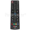 LG AKB73975757 Remote Control