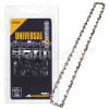 "Universal Powered By McCulloch CHO006 40cm (16"") 56 Drive Link Chainsaw Chain"