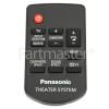 Panasonic N2QAYC000027 Home Cinema Remote Control