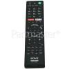 Sony RMF-TX200E TV Remote Control