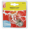 Wellco Universal 40W ES (E27) Round Appliance Lamp