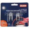 Lyvia 42W G9 Clear Xenon Lamp (Pack Of 2)